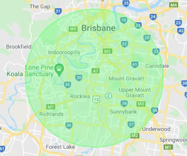 Property management service area Brisbane